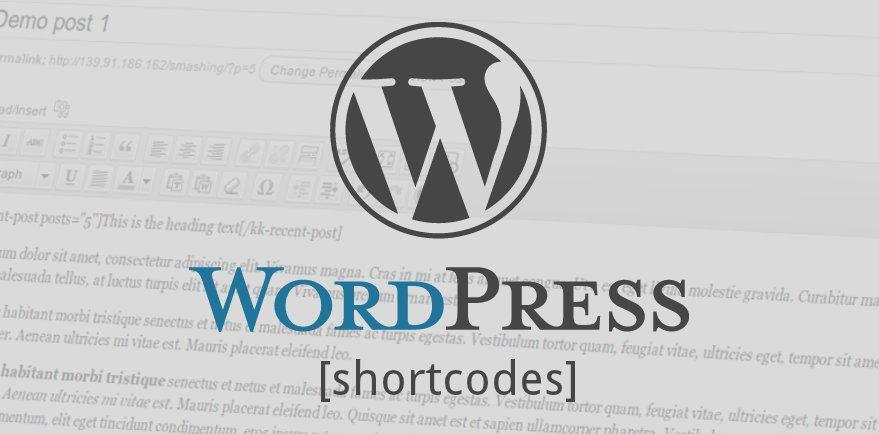 Worpdress Shortcode of Current URL